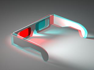 3D-movie-glasses